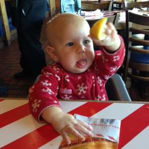 Laura's Birthday at T.G.I. Fridays