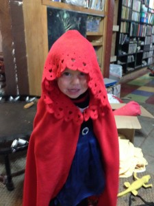 Had to get another one of Little Red Riding hood.