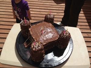 Katheryne's Birthday Cake